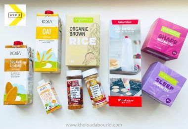 نظام دايت صحي ١٤٠٠ سعر حراري خلود ابوزيد Helthy Food Sleep Tea Health Facts Food