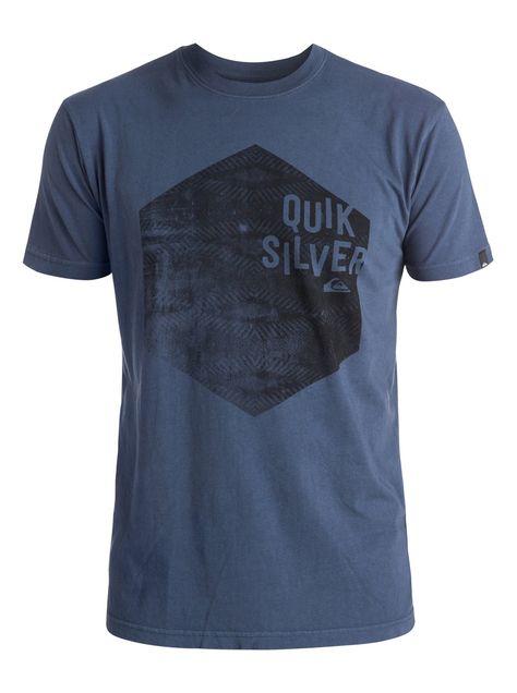 QUIKSILVER Herren T-Shirt Time Warp