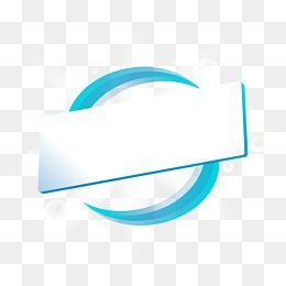 Blue Line Ring Title Png Free Download Vector Png White Dream Png Transparent Clipart Image And Psd File For Free Download Desain Banner Bingkai Spanduk