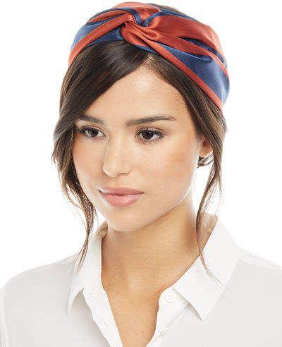 Jennifer Behr Ingrid Silk Turban Headband | Products
