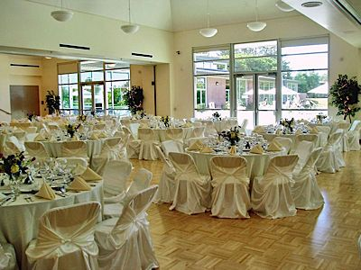 Orchard Pavilion At The Sunnyvale Community Center South Bay SF Wedding Location 94088