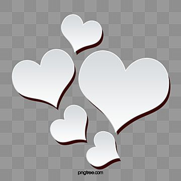 White Heart Heart Clipart Five Hearts White Png Transparent Clipart Image And Psd File For Free Download Heart Hands Drawing Pink Posters Heart Background