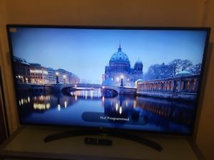 Lg 49inch Hdr 4k Smart Tv Wifi Freeview Hd 49uj634v Turning Off Itself Smart Tv Turn Off Video Home