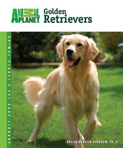 Golden Retrievers Animal Planet Pet Care Library