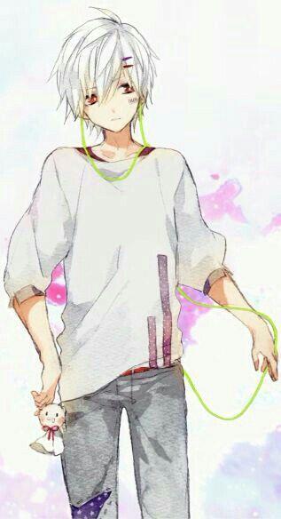 Kết Quả Hinh ảnh Cho Anime Boy Mắt đỏ Toc Bạch Kim Cosplay Anime