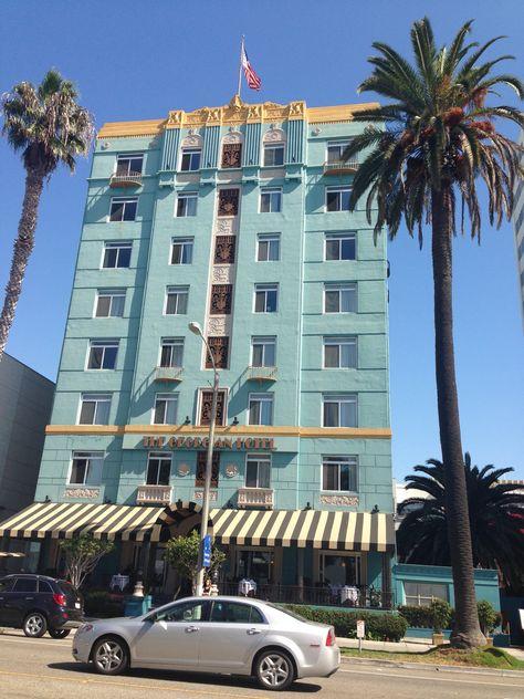 Georgian hotel Santa Monica