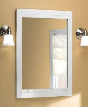White Bathroom Mirror Ideas To Inspire You Bathroommirror Tags Bathroom Mirror Cabinet Ba White Bathroom Mirror Rectangular Bathroom Mirror Bathroom Mirror