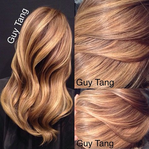 Babylights Balayage Ombre by Guy Tang