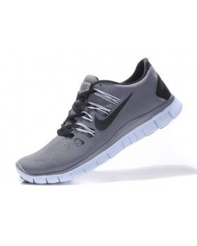 b0d13feb46a Nike Free Run 5.0 V2 Mens Womens Grey Black