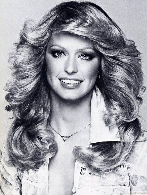 10 Best 1970's Hairstyles For Glamorous Women   BestPickr