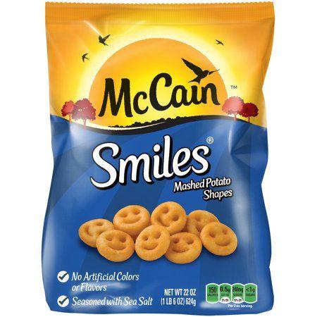 Buy Mccain Smiles At Walmart Com Frozen Potatoes Cottage Pie Recipe Frozen