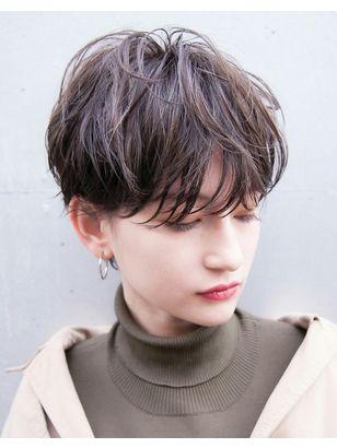 2019年夏 ショートの髪型 ヘアアレンジ 人気順 29ページ目
