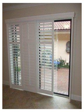 Pin By Lisa Reber On Condo Remodel Ideas In 2020 Sliding Glass Door Shutters Sliding Glass Door Window Glass Doors Patio
