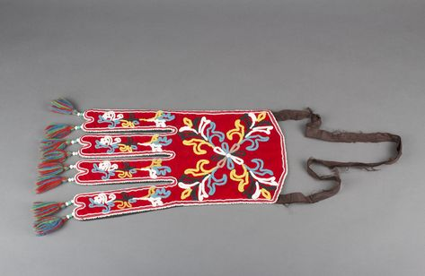 Another Tlingit octopus bag