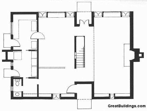 Louis Kahn. Casa Esherick