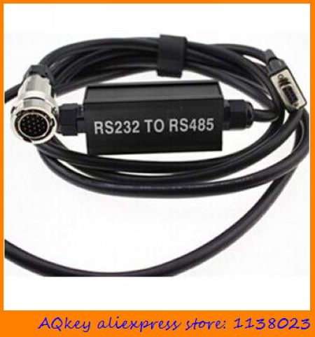 AQkey for mercedes Star Compact3 RS232 to RS485 Cable c3 star