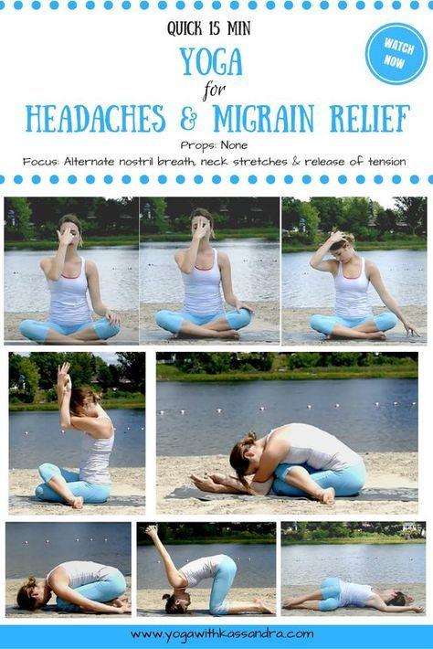 27++ Yoga for headache relief inspirations