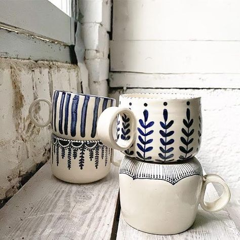 Our Sip Subscription is LIVE starting this weekend. Preorders are available for a limited number. Check our website for more details. Ceramic Cups, Ceramic Pottery, Pottery Art, Ceramic Art, Pottery Studio, Pottery Painting Designs, Pottery Designs, Paint Designs, Keramik Design