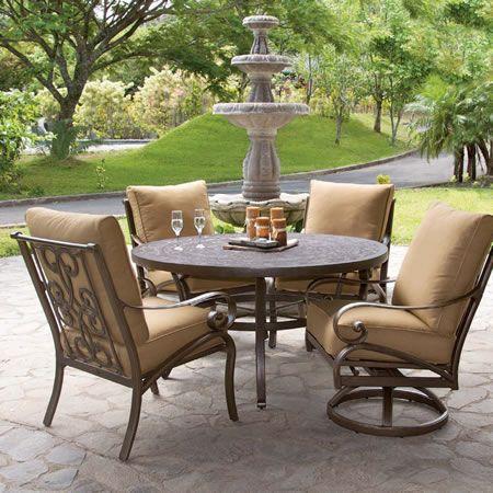17 Castelle Outdoor Patio Furniture, Castelle Patio Furniture