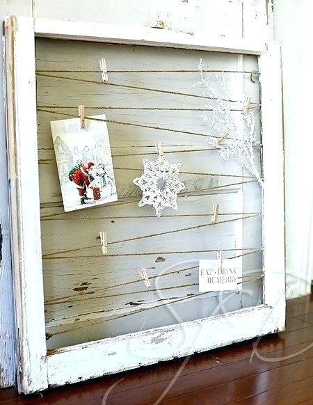 Unique Picture Frames Ideas Old Window Frame Decor Unique Old