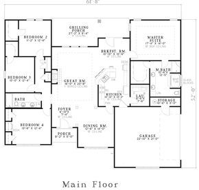 Traditional House Plan 151226 Ultimate Home Plans House Plans How To Plan Floor Plans
