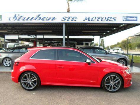 2015 Audi S3 S3 3 Door Quattro Autor 519 900 For Sale Auto