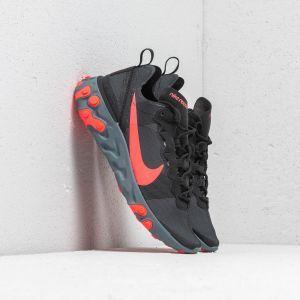 Nike W React Element 55 Black Solar Red Cool Grey