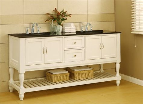 70 inch vanity one sink - Google Search