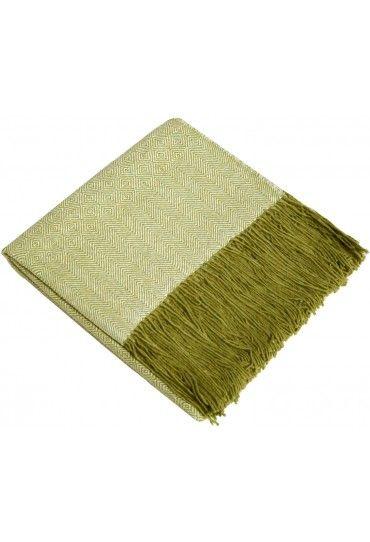 Sofadecke 100 Alpaka Grun Weiss Lorenzo Cana Alpaka Decke Sofa