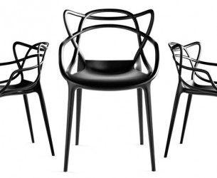 La sedia Masters di Philippe Starck: 100.000 pezzi venduti in soli ...
