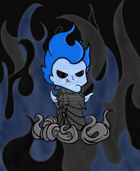 Hades by Gummi-Zombie on DeviantArt