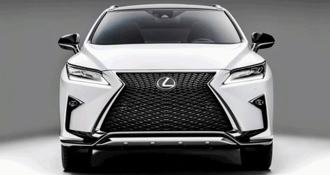 2016 Lexus RX350 and RX450h