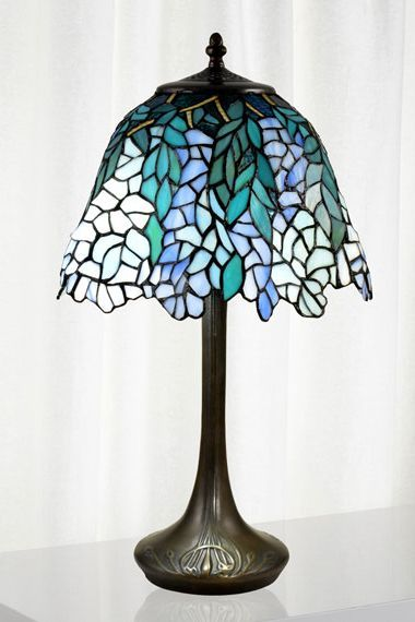 These Tiffany Style Lamps Are As Close As You Ll Get To The Real Thing Tiffany Table Lamps Table Lamp Tiffany Lamps
