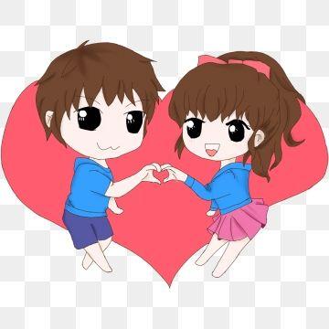 Valentine S Day Love Romantic In Love Couple Character Cartoon Valentine Cartoon Valentines Day Cartoons Valentine S Day Poster