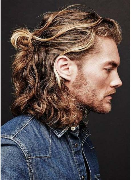 Bun Long Hairstyles For Men 2019 Latest Fashion Trends Hottest Hairstyles Ideas Inspiration Long Hair Styles Men Men S Long Hairstyles Thick Hair Styles