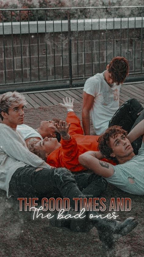 Why don't we wallpaper