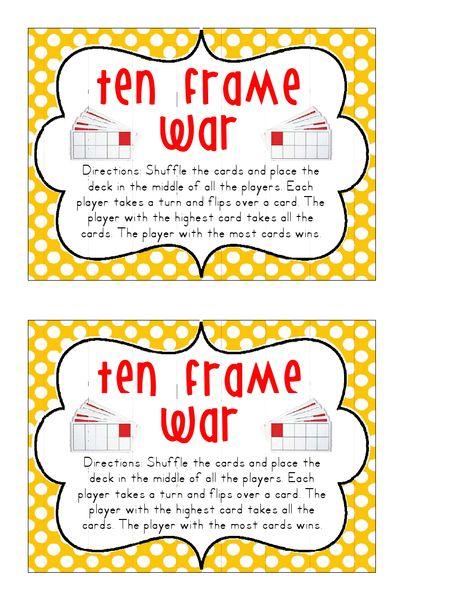 Ten Frame War.pdf