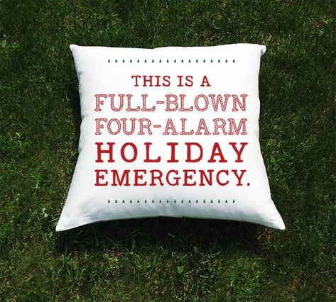 Vacation Movie Throw Pillow Cover