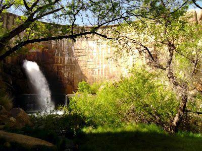 Watson Lake Granite Dells Loop Prescott Arizona Hike Through