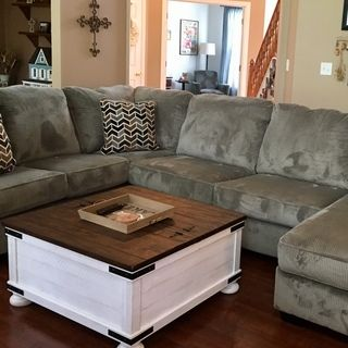 Wystfield Coffee Table Square Coffee Tables Living Room Coffee