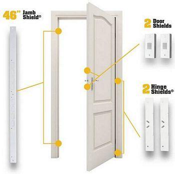 Door Reinforcement Kit Armor Concept Door Reinforcement Single Entry Doors