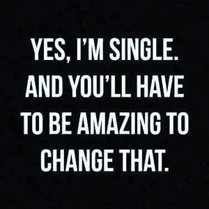 Yes I am Single custom t-shirt