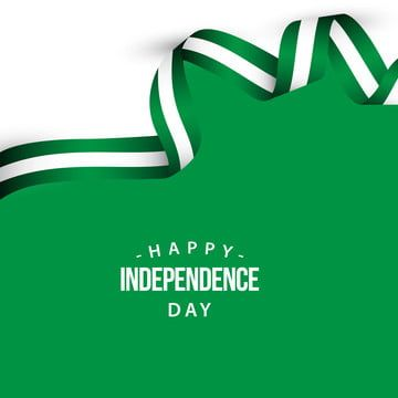 Happy Nigeria Independence Day Vector Template Design Illustration Happy Icons Template Icons Day Icons Png And Vector With Transparent Background For Free D Nigeria Independence Day Happy Independence Day Images Nigeria