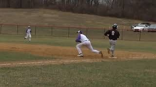 Daniel Moruzzi Is A 1st Baseman That Plays On The Monroe Woodbury Varsity Baseball And The Crusaders Baseball Club Travel T Baseball Travel Team Daniel Defense