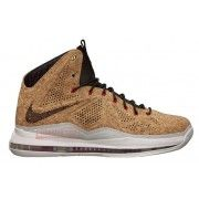 Shose Nike LeBron X Cork Classic Brown Classic Brown-University $ 135.99  http:/