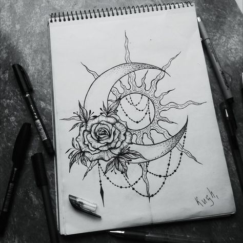 I really want this as a tattoo – Tattoo Sketches & Tattoo Drawings