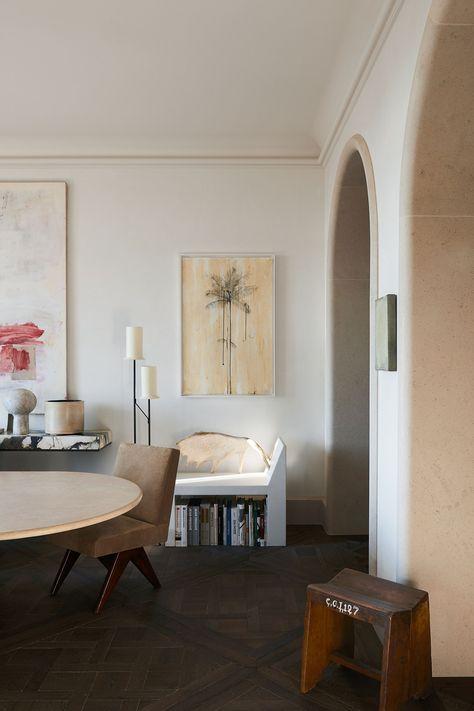 Step Inside Joseph Dirand's Sumptuously Understated Paris Apartment | Architectural Digest