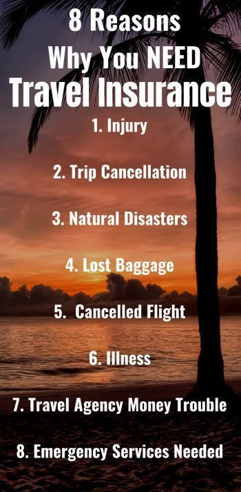 Why You Actually Need Travel Insurance Newest Trends Nfx2 Com