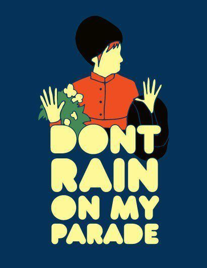 a1c42379 Don't Rain On My Parade | vision board | Musical theatre, Musicals ...