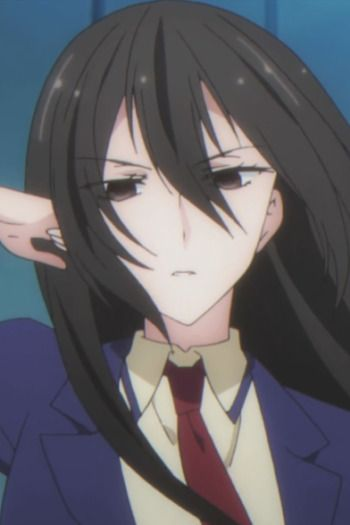 Kirukiru Amou Anime Crying Anime Shows Dark Anime